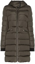 Moncler Betulong quilted feather down jacket