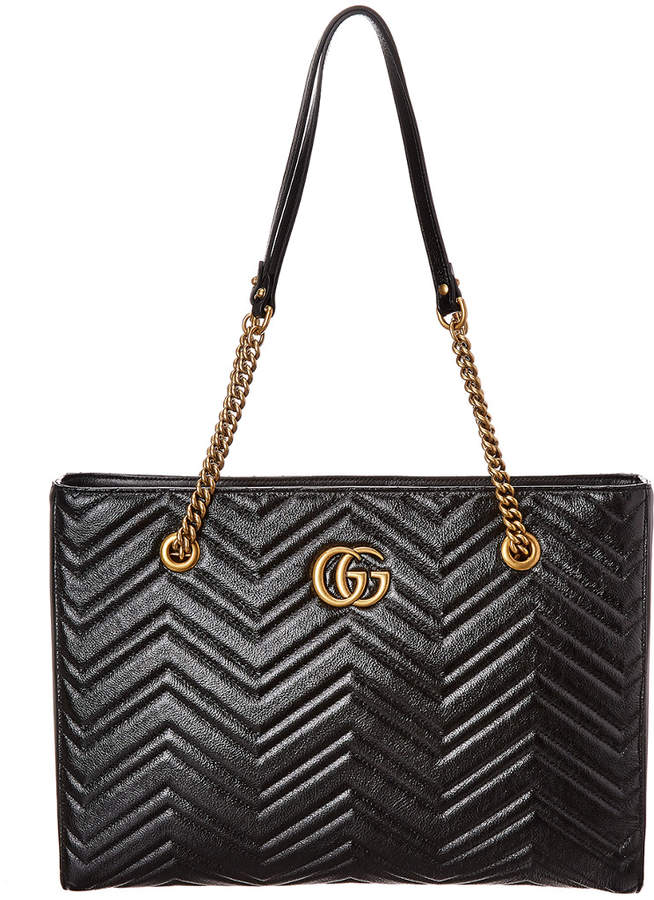 08ff32249cef Gucci Marmont Hand Bag - ShopStyle
