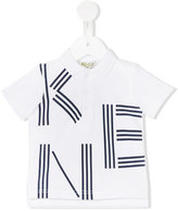 Kenzo logo print T-shirt - kids - Cotton - 12 mth
