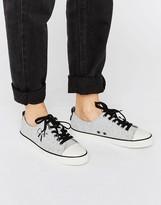 Calvin Klein Jeans Donata Jersey Sneakers