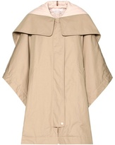See by Chloe Cotton cape