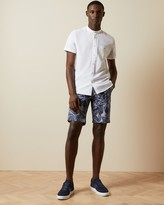 Ted Baker GELATOO Bold leaf print shorts