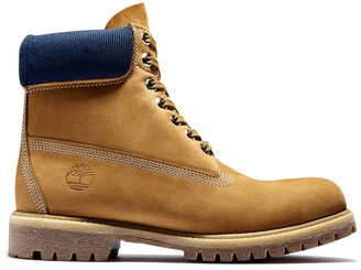 """Timberland 6"""" Premium Ankle Boots in Leather"""