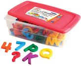 Educational Insights Jumbo Multicolored Alpha & Math Magnets