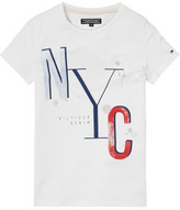 Tommy Hilfiger Ame Girls Iconic Cn Knit S/S 1