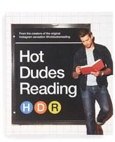 Simon & Schuster Hot Dudes Reading Book