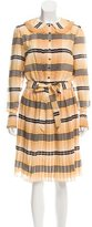 Temperley London Pleated Becall Dress w/ Tags