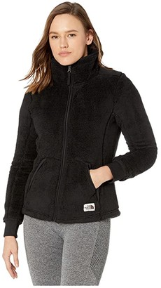 The North Face Campshire Full Zip Jacket (TNF Black) Women's Coat