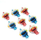 Sesame Street Elmo Party Blowers 8 Count