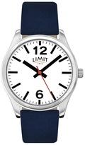 Limit Navy Strap Watch 5627.02