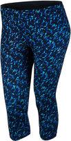 Nike Slim-Fit Essential Cropped Pants - Plus