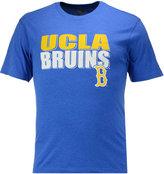 Colosseum Men's UCLA Bruins Wordmark Stack T-Shirt