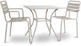 Garden Trading - Dean Street Set of 2 Chairs & Table - Clay