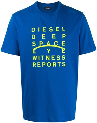 Diesel T-Just-J5 relaxed-fit T-shirt