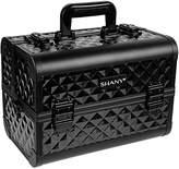 Black Diamond SHANY Premier Fantasy Collection Makeup Artists Cosmetics Train Case -