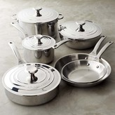 Le Creuset Stainless-Steel 10-Piece Set