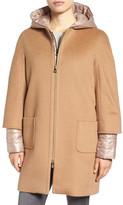 Cinzia Rocca 3-in-1 Hooded Coat