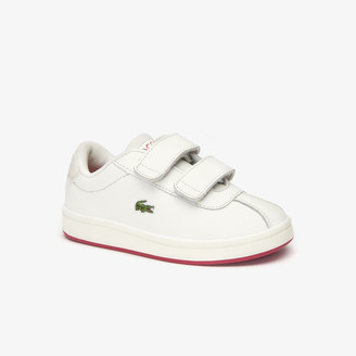 Lacoste Kids' Gazon Canvas Sneakers