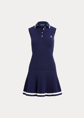 Ralph Lauren Sleeveless Polo Golf Dress