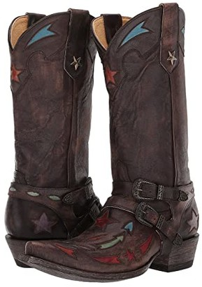 Old Gringo Astrid (Chocolate) Women's Boots