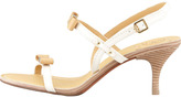 Tory Burch Kailey Patent Bow Sandal