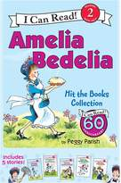 Harper Collins Amelia Bedelia I Can Read Box Set #1: Amelia Bedelia Hit the Books Collection