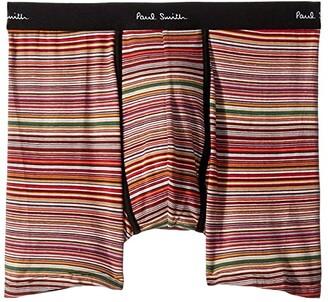 Paul Smith Classic Multistripe Boxer Brief (Multicolor) Men's Underwear