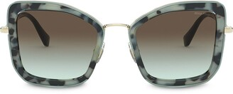 Miu Miu Delice cat-eye sunglasses