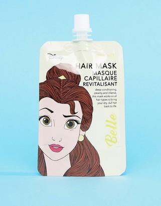 Beauty Extras Disney Princess Belle Hair Mask-Multi