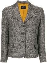 Paul Smith fitted buttoned jacket