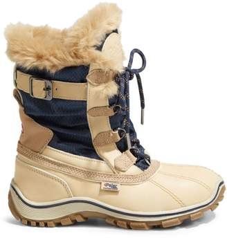 Pajar Faux Fur-Trimmed Adelaide Snow Boots