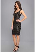 ABS by Allen Schwartz Lace Sheath Dress