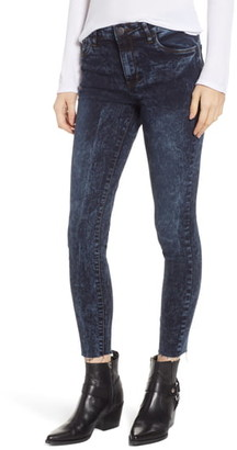 KUT from the Kloth STS Blue Ellie Acid Wash Jeggings
