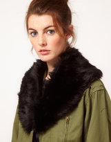 Fane Faux Fur Collar