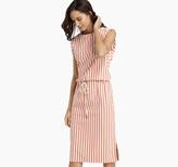 Johnston & Murphy Sleeveless Midi Dress