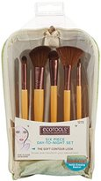 EcoTools 6 Piece Day To Night Clutch Set, 5.87 Ounce (Packaging May Vary)
