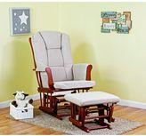 Dream On Me 2-pc. Charleston Glider Rocking Chair & Ottoman Set