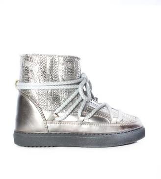 INUIKII Galway Metallic Cable Sneaker