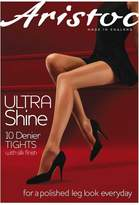 Aristoc Women's Ultra Shine 10 Denier Sheer to Waist Pantyhose