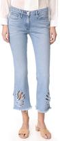 3x1 Freja Crop Bell Jeans