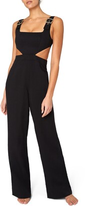 WeWoreWhat Cutout Overalls