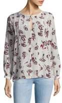 Marella Endro Floral Silk Blouse