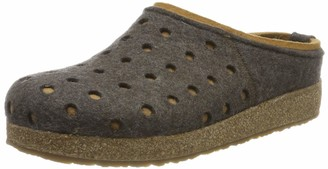 Haflinger Women's Grizzly Holly Open Back Slippers