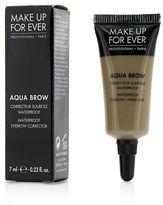 Make Up For Ever NEW Aqua Brow Waterproof Eyebrow Corrector - # 10 (Light Blond)