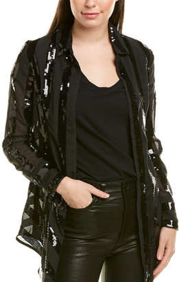 Forever 21 70 Degree 70F/21C Sequin Top
