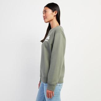 Roots Original Boyfriend Crew Sweatshirt
