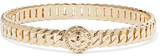 Marc by Marc Jacobs Turnlock Gold-Tone Bangle