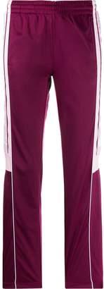 Kappa contrast stripe trousers