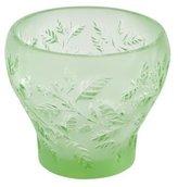 Lalique Crystal Romarin Votive Holder