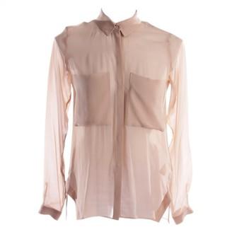 Schumacher Beige Silk Top for Women